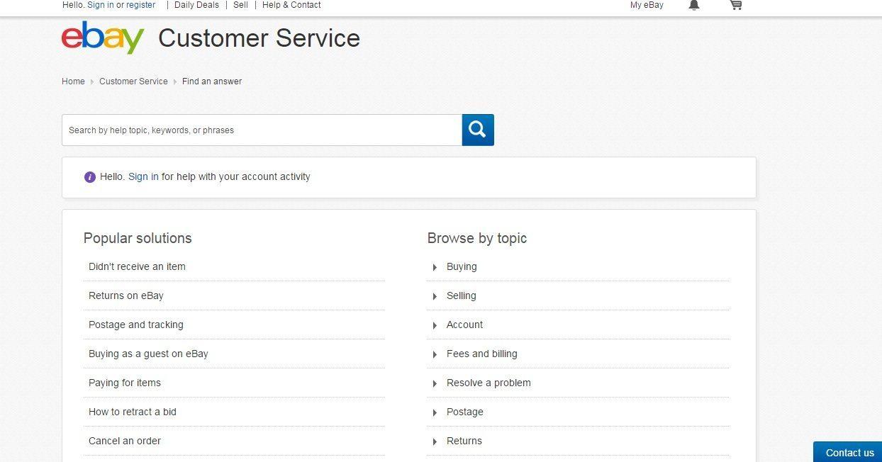 Ebay Customer Service 0025299011075 Phone Numberuk